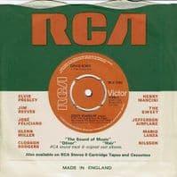 DAVID BOWIE The Jean Genie Vinyl Record 7 Inch RCA Victor 1972